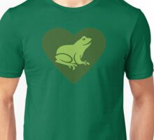 LOVE: Frogs Unisex T-Shirt