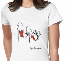 Style for style Womens Fitted T-Shirt
