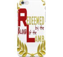 R.L iPhone Case/Skin
