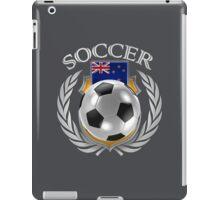 New Zealand Soccer 2016 Fan Gear iPad Case/Skin