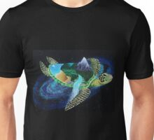 World Turtle Unisex T-Shirt