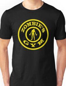 Zombie's Gym Unisex T-Shirt