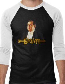 The Butler Mr. Spratt Men's Baseball ¾ T-Shirt