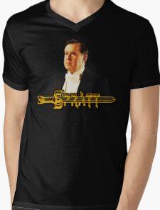 The Butler Mr. Spratt Mens V-Neck T-Shirt