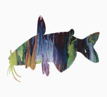 Catfish One Piece - Short Sleeve