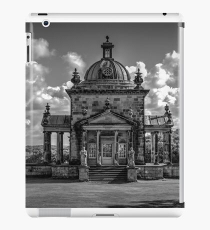 The Temple of the Four Winds – Mono iPad Case/Skin