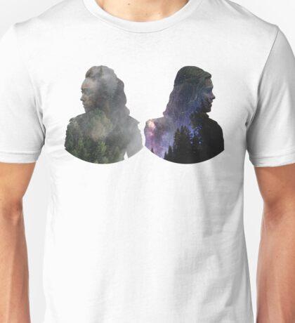 Clexa - The 100 Unisex T-Shirt