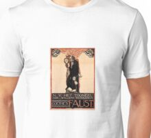 Historical Faust poster Unisex T-Shirt