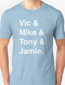 Pierce The Veil Names T-Shirt