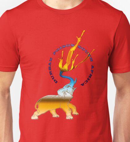 Elephant Durban Poison South africa  Unisex T-Shirt