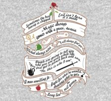 OUAT quotes. Baby Tee