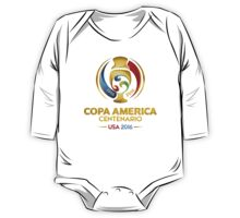 Copa America Centenario Usa 2016 best logo One Piece - Long Sleeve