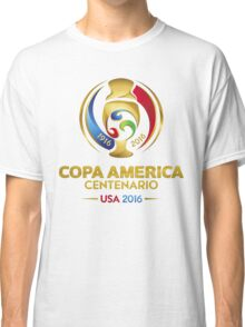 Copa America Centenario Usa 2016 best logo Classic T-Shirt
