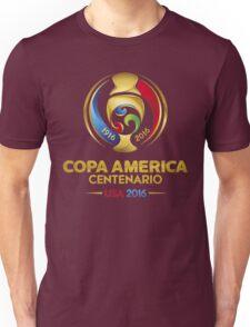 Copa America Centenario Usa 2016 best logo Unisex T-Shirt