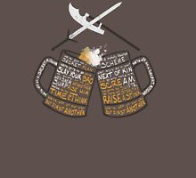 Galavant - Secret Mission Womens Fitted T-Shirt