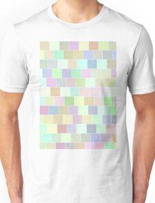 Square pattern Unisex T-Shirt