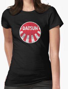 Datsun Sun Womens Fitted T-Shirt