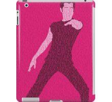 Grease Travolta - Movie Poster iPad Case/Skin