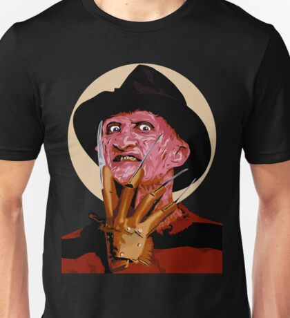 Freddy Krueger - A Nightmare on Elm Street Unisex T-Shirt