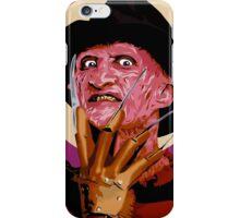 Freddy Krueger - A Nightmare on Elm Street iPhone Case/Skin