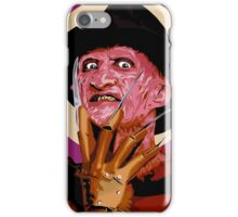 Freddy Krueger - A Nightmare on Elm Street iPhone Case/Skin