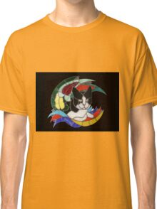 Daisy - A Very Fine Cat! Classic T-Shirt