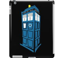 Abstract Tardis iPad Case/Skin