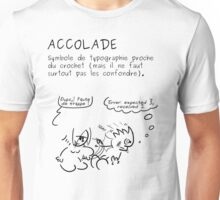 Ptilouk.net - Accolade Unisex T-Shirt
