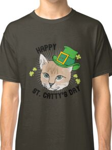 Happy St. Catty's day Classic T-Shirt