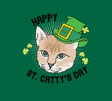 Happy St. Catty's day Unisex T-Shirt