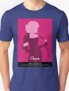Grease Olivia - Movie Poster T-Shirt