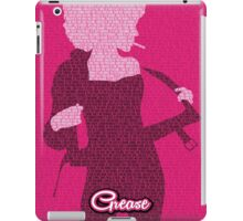 Grease Olivia - Movie Poster iPad Case/Skin