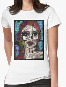 Dead Before I'm Born Womens Fitted T-Shirt