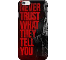 Triple 8 Woody Harrelson iPhone Case/Skin