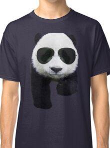 Cool Panda Bear Classic T-Shirt