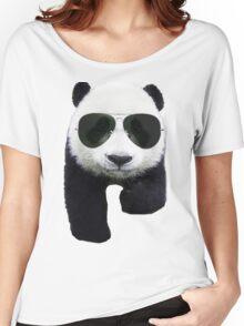 Cool Panda Bear Women's Relaxed Fit T-Shirt