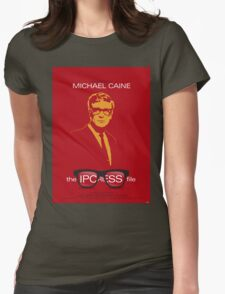 The Ipcress File - Movie Poster Womens Fitted T-Shirt