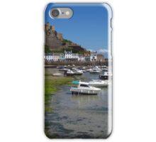 Mont Orgueil, Gorey, Jersey iPhone Case/Skin