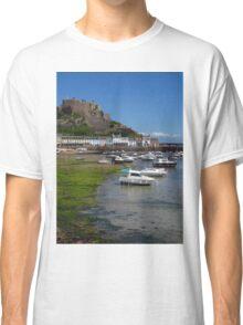 Mont Orgueil, Gorey, Jersey Classic T-Shirt