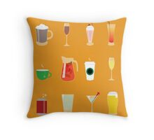 I'm Every Drink Throw Pillow