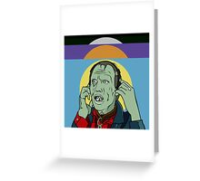 Day of the Dead - Bub Greeting Card