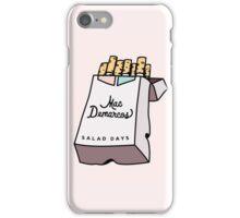 Mac Demarco Cigarettes iPhone Case/Skin