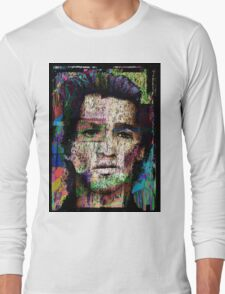Self Portrait as Another Long Sleeve T-Shirt