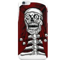 Egyptian Skeleton With Bells iPhone Case/Skin