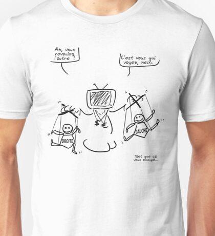 Ptilouk.net - Le peuple est souverain T-Shirt