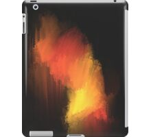 The fire within iPad Case/Skin