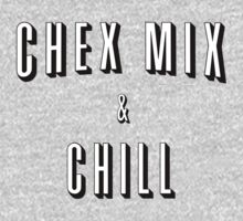 Chex Mix & Chill Kids Tee