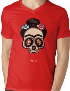 Frida Mens V-Neck T-Shirt