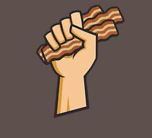 Bacon Battlecry Communist Fist Unisex T-Shirt