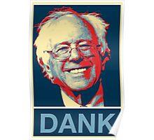 "Bernie Sanders Official ""Dank"" Apparel Poster"